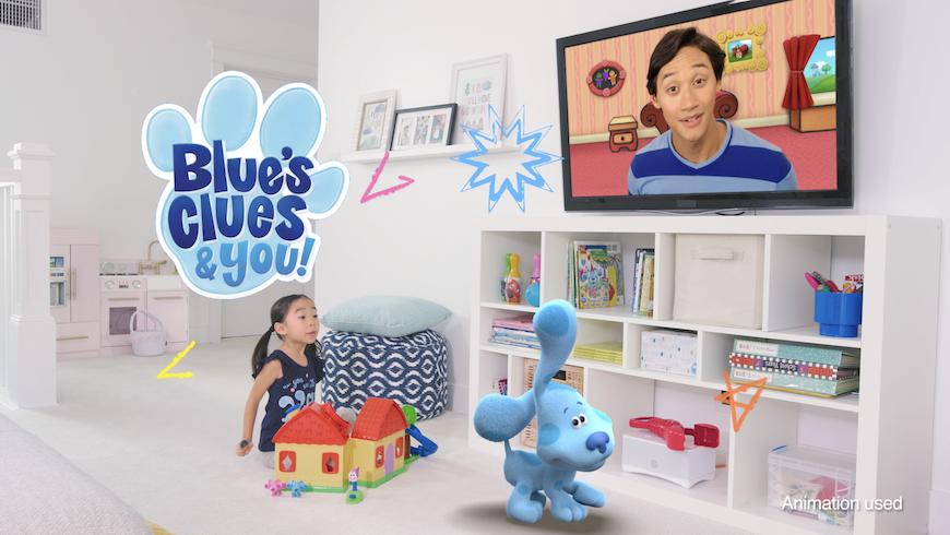 Blues Clues Consumer Marketing