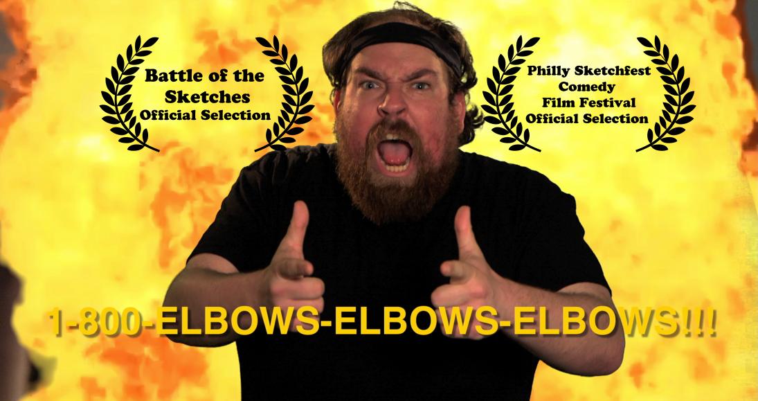 ELBOWS, ELBOWS, ELBOWS!!!