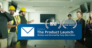 The Product Launch