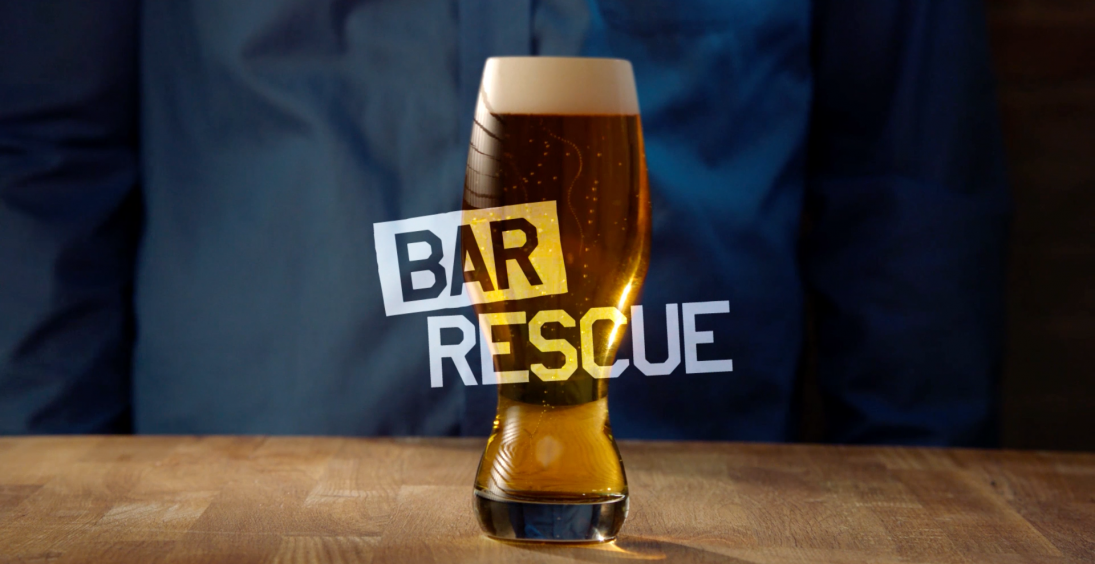 BAR RESCUE – TABLE TOPS